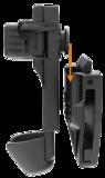 Kantelbare lamphouder Ø 37mm. Type nr. 5_