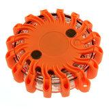 Escape Light oplaadbaar oranje Led, oranje buitenkant_