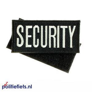 Security embleem afneembaar