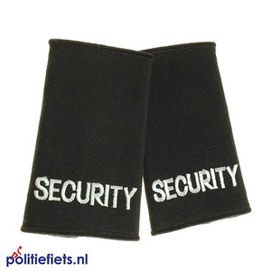 Schouderschuifpassanten Security