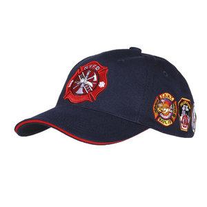 Pet / cap blauw NYFD Brandweer