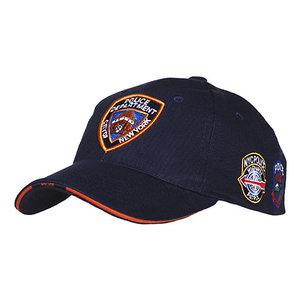 Pet / cap blauw NYPD Politie