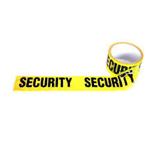 Afzetlint Security
