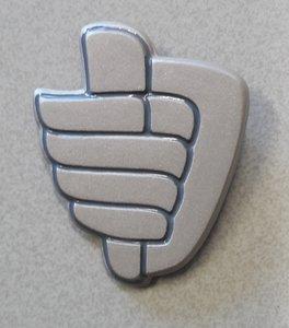 BOA insigne Juwelierssluiting 35 mm