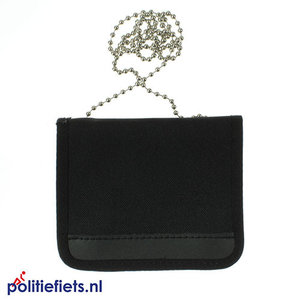 Legitimatie/ID houder met halsketting Groot