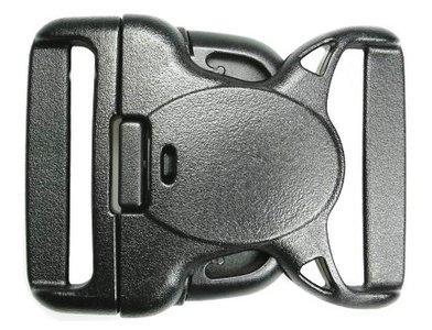 Koppel gesp breedte 50mm