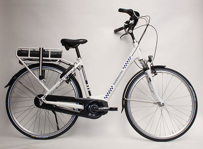 Beekbike Elektrische Patrolbike stadsfiets