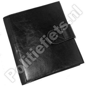 Bonnen omslagboekje blanco 16 x 14cm
