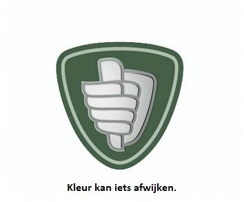 Groene BOA badge